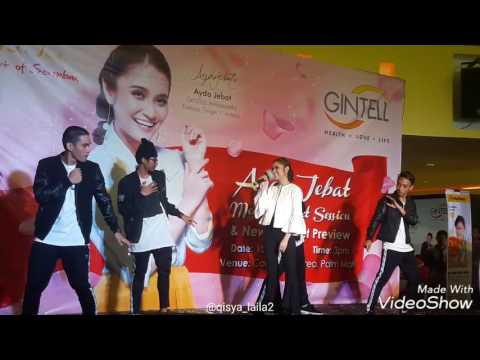 Video Nakal Nakal Nakal by Ayda Jebat download in MP3, 3GP, MP4, WEBM, AVI, FLV January 2017