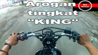 Video #7--Test Ride RxKing Cobra-Motor Dewa+Review MP3, 3GP, MP4, WEBM, AVI, FLV Juni 2019