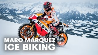 Video MotoGP Champion Races Up Snow and Ice at World Cup Ski Course MP3, 3GP, MP4, WEBM, AVI, FLV Oktober 2017