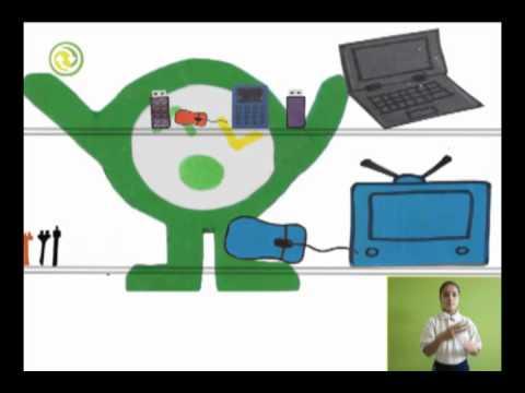 Fundación Que Transforma -  Chatarra electrónica