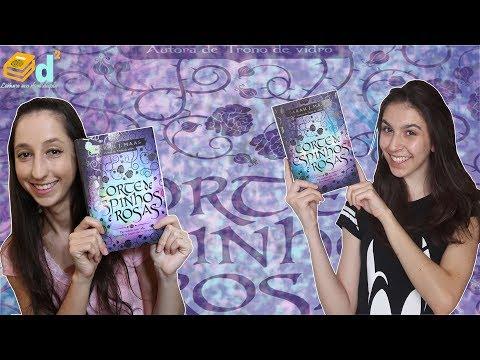 CORTE DE ESPINHOS E ROSAS (Leitura em dose dupla) feat Bárbara Grando | Alegria Literária
