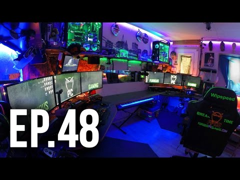 Video Room Tour Project 48 - Best Gaming and Desk Setups download in MP3, 3GP, MP4, WEBM, AVI, FLV January 2017