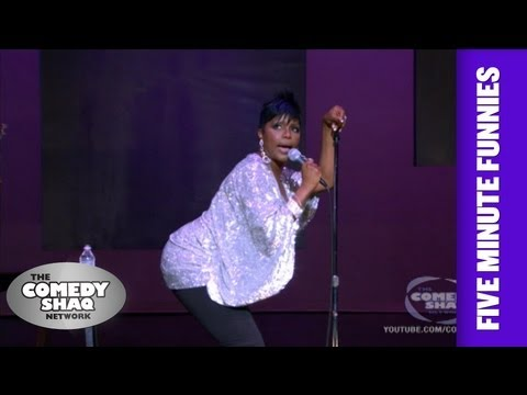 SommoreRap music is a fantasy you can not live!Shaq's Five Minute FunniesComedy Shaq