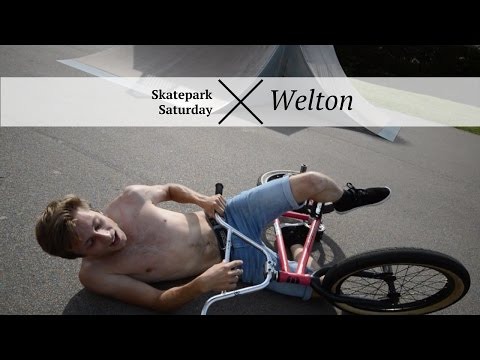 Skatepark Saturday - Welton
