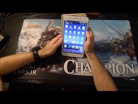 ASUS FonePad Recovery-Modecom