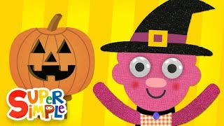 "Discuss basic emotions with the Halloween themed song, ""Can You Make A Happy Face?"" from Super Simple Learning."