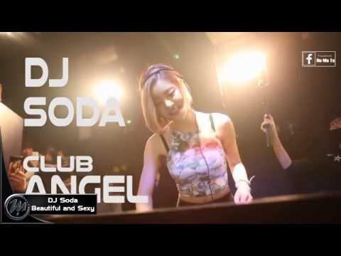 Dj Soda chơi nhạc tại bar Hàn Quốc