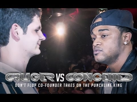 DON'T FLOP – Rap Battle – Conceited Vs Cruger
