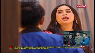 Download Video Prank Melaney Richardo! Pesbukers ANTV Eps 40 12 April 2019 Part 3 MP3 3GP MP4