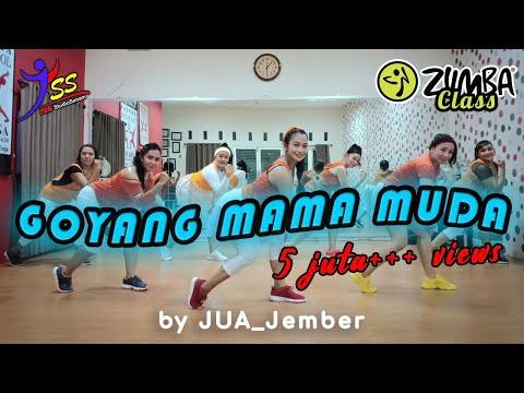 Goyang Mama Muda / Aku Suka Bodi Mama Muda / Zumba / Choreo by Zin JUA_Jember