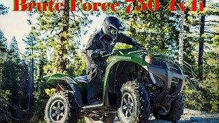 9. 2017 Kawasaki Brute Force 750 4x4i : The Legendary 749cc V-Twin Engine