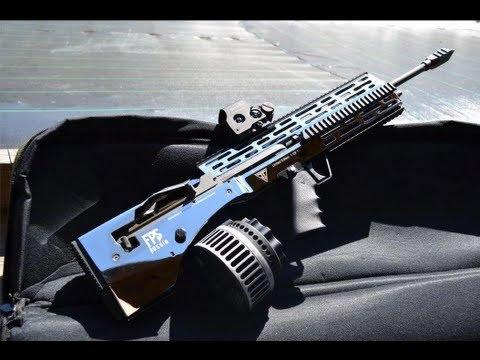 FPS Russia - Custom M14 Juggernaut Rogue