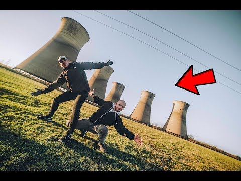 We Found An Abandoned NUCLEAR POWER STATION...