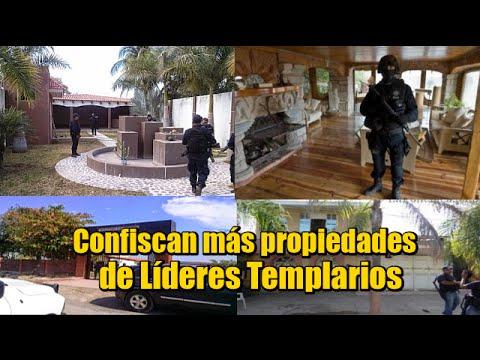 Incautan ranchos, negocios y residencias a los Templarios (видео)