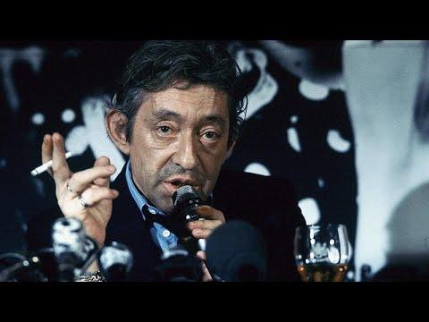 Serge Gainsbourg, disparu il y a trente ans…