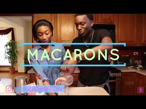 CHEF SLOCHE MAKES: MACARONS!