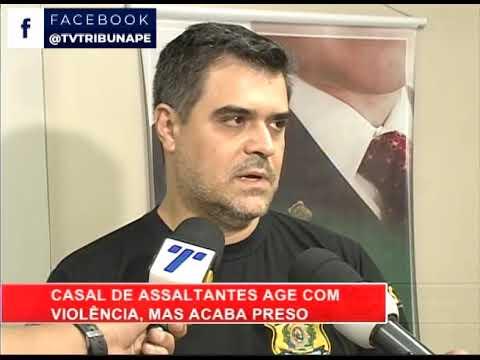 [RONDA GERAL] Casal é detido após roubar mulheres no bairro de Casa Forte