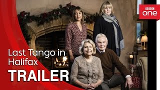 LAST TANGO IN HALIFAX Christmas special features Blithe Spirit