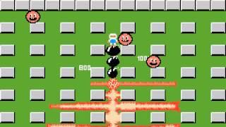 Game Boy Advance Longplay [085] Classic NES Series - Bomberman
