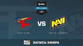 FaZe Clan vs. Natus Vincere - ESL Pro League S5 - de_train [Enkanis, yxo]