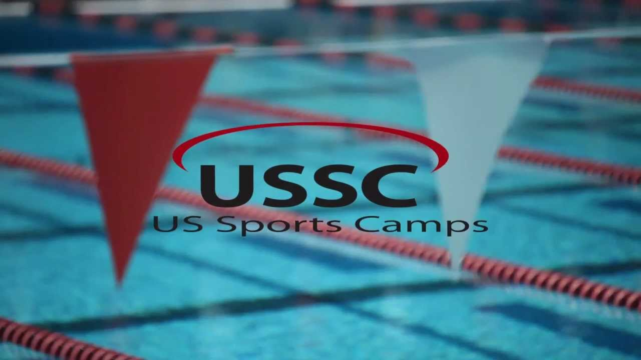 Nike Stroke Technique Swim Camps - Video