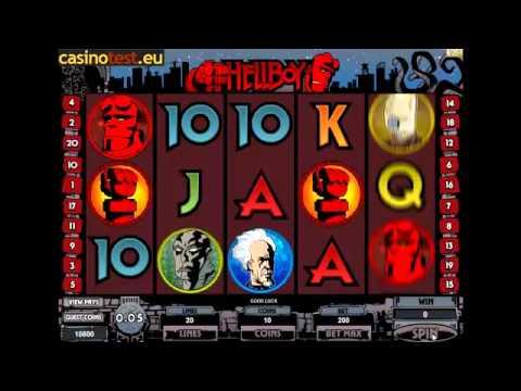 Hellboy Video