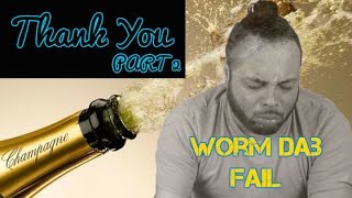 Snake Dab FAIL! - Thank You For 1000 Sub's (Part 2) by Asight4soreeyez
