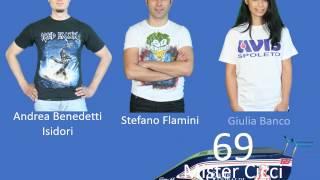 #vaporetti2017 Equipaggio N°69 Mister Cicci / Caffè Garibaldi