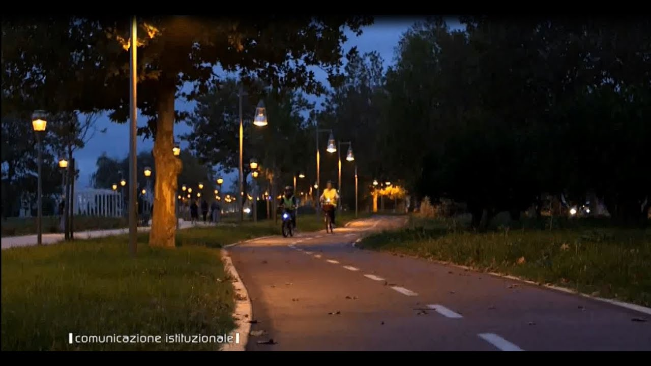 Spot Video della bicicletta (MIT 2013)
