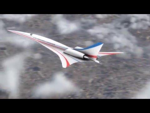 Τον διάδοχο του θρυλικού Concorde ετοιμάζει η NASA