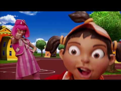 LAZY TOWN MEME THROWBACK | Wake Up Music Video | Lazy Town Songs for Kids