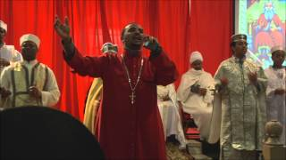 Pt. 2 Bisrate Gebriel Ethiopian Orthodox Tewahdo Church, First Annual Celebration Of Tahisas Gebriel