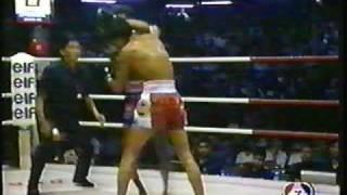 Somrak Khamsing vs Panomroon  Muay Thai Lumpini