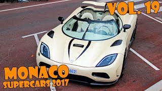This is another part of the crazy supercars compilation I've recorded in one of my trip in Montecarlo, the nineteenth uploaded in 2017, showing some of the most exclusive cars of the world enjoing a day in the city.The complete list of the cars (and their colors) on this video below:0:07 Lamborghini Aventador LP750-4 SV Roadster (WHITE)0:19 Donkervoort D8 GTO RS (ACID GREEN)0:28 Ferrari 599 GTB Fiorano (BLACK)0:35 Benltey Continental GT (GREY)0:41 Ferrari California T (WHITE)0:50 Ferrari 488 GTB (BLACK)0:56 Honda NSX (RED)1:04 FV-Frangivento Charlotte (WHITE)1:08 Mercedes-Benz SLS AMG (MATTE RED)1:13 No-Limit Custom Aventador LP700-4 Roadster (BLACK)1:23 KTM X-Bow Dallara (ORANGE)1:27 Jaguar F-Type SVR (GULF)1:34 Shelby Cobra 427 SC (BLUE)1:45 Rolls-Royce Phantom Drophead (WHITE)1:49 Hamann X6M (BLACK)1:56 Alfa Romeo Giulia Quadrifoglio (BLACK)2:06 Audi RS6 Avant (GRIGIO NARDO)2:09 Mercedes-Benz S63 AMG Coupe (WHITE)2:13 Mercedes-AMG GT S (GREEN)2:25 Mercedes-Benz C63 AMG (CAMO)2:26 BMW M6 (RED)2:32 Lamborghini Aventador LP750-4 SV (ORANGE)2:33 Porsche 918 Spyder Weissach Package (SILVER)2:34 Porsche 918 Spyder WP (BLUE)2:35 Lamborghini Aventador LP750-4 SV Roadster (BLACK)2:36 Porsche 991 GT3 RS (LAVA ORANGE)2:53 Brabus 550 G500 4x4^2 (BLACK)3:03 Ferrari F12 TDF (BLUE)3:19 Aston Martin DB11 (SILVER)3:24 Ferrari Scuderia Spider 16M (RED)3:29 Chevrolet Corvette C6 Z06 (BLACK)3:32 Chevrolet Corvette C6 Z06 (YELLOW)3:50 Lamborghini Huracan LP580-2 Spyder (MATTE YELLOW)4:06 Honda NSX (MATTE PURPLE)4:20 Prior Design PD458 (RED)4:34 Sin Car R1 GT4 (YELLOW)4:39 Prior-Design PD1 (WHITE)4:48 Mercedes-Benz S63 AMG Coupe (WHITE)4:52 ABT RS6-R Avant (GREY)5:04 Rolls-Royce Wraith (WHITE)5:09 Audi R8 V10 Plus (BLACK)5:14 Porsche 991 Carrera S (BABY BLUE)5:19 Maserati Grancabrio MC Centennial Edition (RED)5:29 Prior-Design R8 GT850 (RED)5:49 Ferrari 458 Speciale (RED)5:54 Porsche 991 GT3 RS (SILVER)6:00 Ferrari F40 (RED)6:05 Lamborghini Aventador LP750-4 SV (VERDE ITHACA)6:20 Koen