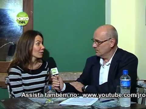 Ricardo Orlandini entrevista a médica oftalmologista Aline Lütz de Araújo