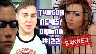 Twitch Drama/News #122 (Maximilianmus Harrassing Weest, Amouranth Banned, QTCindarella KandyLand)