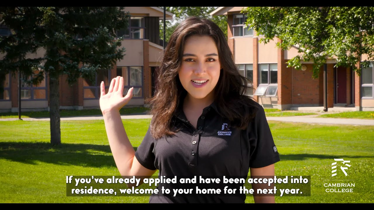 TOP 5 Cambrian College Orientation 2021 tips!