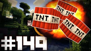 Minecraft Hunger Games: EPIC TNT TROLLING! - w/Preston, Mitch, Rob&Lachlan! #149
