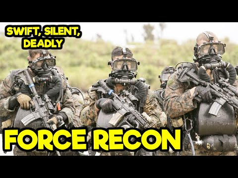 US FORCE RECON 2020