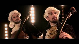 2CELLOS Whole Lotta Love vs. Beethoven 5th Symphony pop music videos 2016