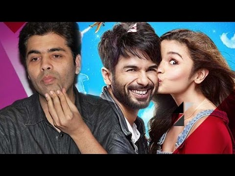 Karan Johar is apparently UPSET with the final cut of 'Shaandaar'