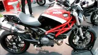 5. Ducati Monster 796 Corse ''MIVV SUONO'' Exhaust 2012  * see also Playlist ''Ducati Monster Models''
