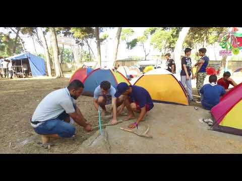 صباحيات من المخيم الكشفي العربي 32 في الجزائر 4K