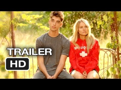 The Lifeguard Official Trailer #1 (2013) - Kristen Bell Movie HD