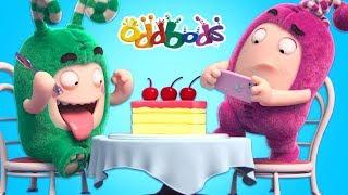 Video Oddbods #FOODSTAGRAM | NEW EPISODES | Funny Cartoons For Kids | The Oddbods Show MP3, 3GP, MP4, WEBM, AVI, FLV Januari 2018