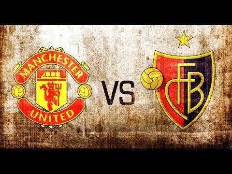 Manchester United vs basel 3-0 - All Goals 12/9/2017