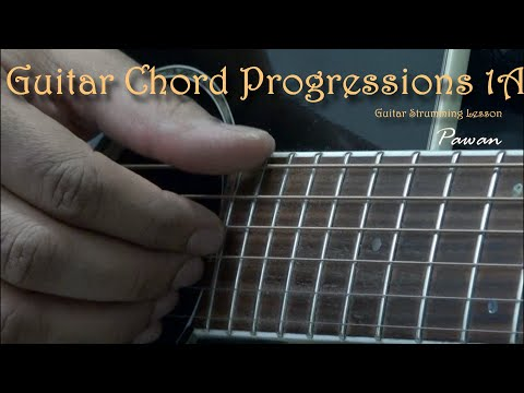 Understanding Guitar Chord Progressions with Bollywood Music – Lesson 1 Part 1