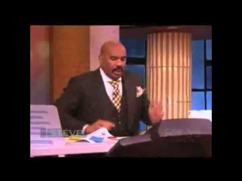 TrekDesk Treadmill Desk Featured on Steve Harvey Show
