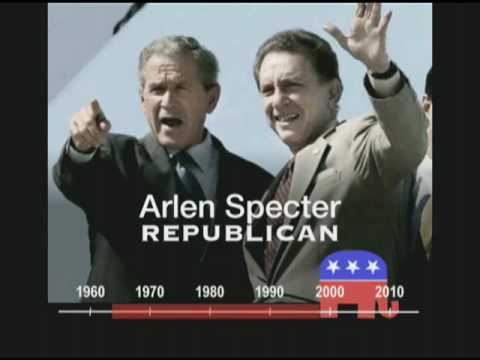 It's the best political ad of the campaign to date—a 30-second spot that hung George Bush around Arlen Specter's neck. Benjamin Sarlin talks to the adman who helped bring down a Senate legend.