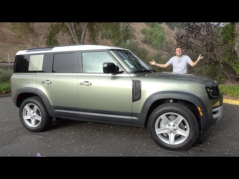 I Bought a New 2020 Land Rover Defender! (And Here's Why)